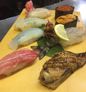 船頭寿司|那珂川市商工会 ももちゃんネット