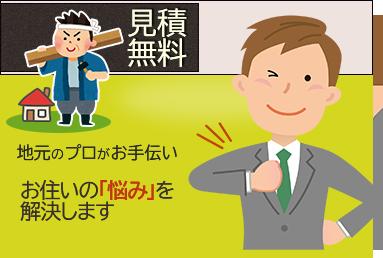 【すまい 那珂川】那珂川市すまいの相談センター 見積 無料